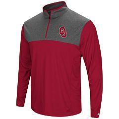 Men's Campus Heritage Oklahoma Sooners Savoy II Pullover