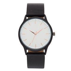 Women's Matte Black Watch