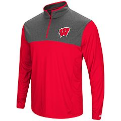 Men's Campus Heritage Wisconsin Badgers Savoy II Pullover
