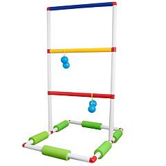 Pool Ladder Ball Game Set