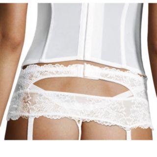 Maidenform Extra Sexy Floral Lace Garter Belt MFB102