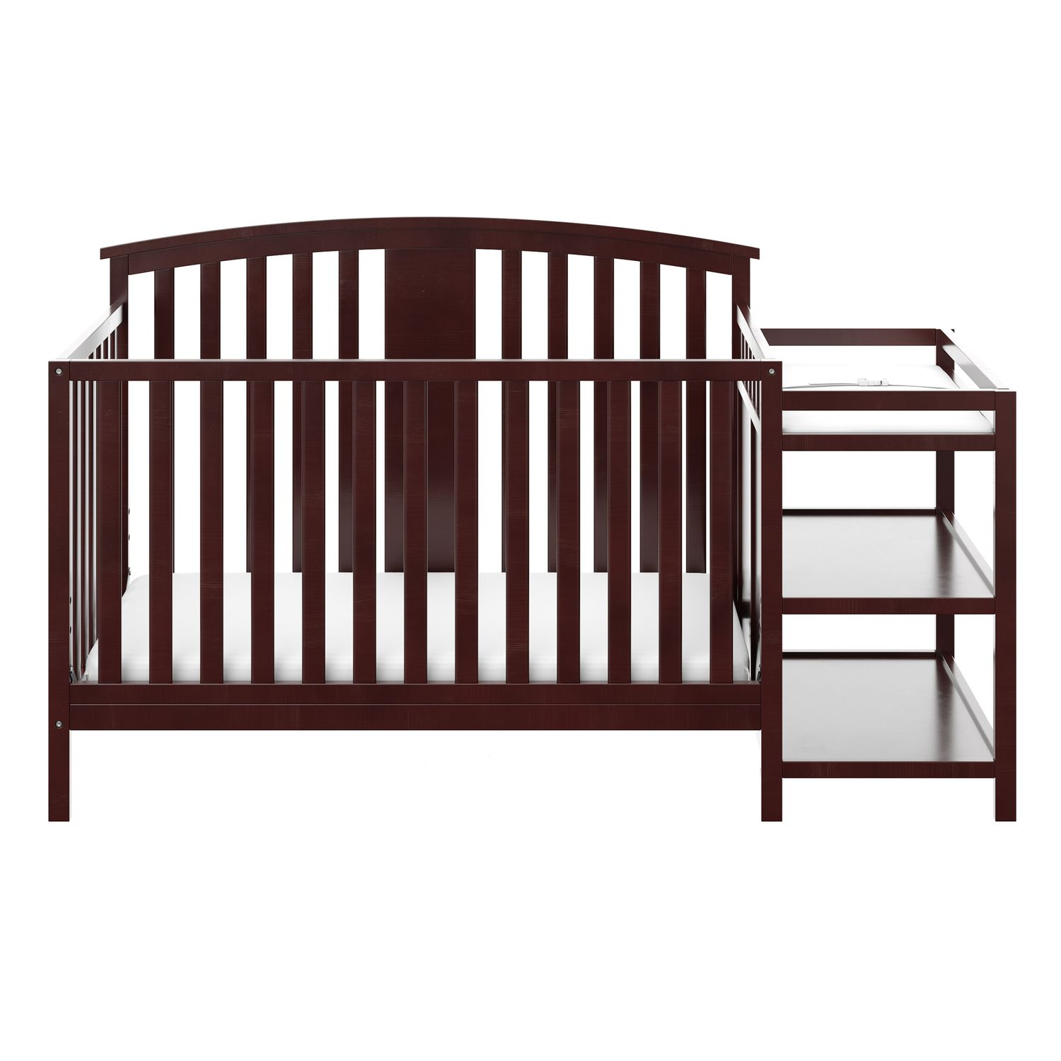 Stork Craft Greyson 4 In 1 Convertible Crib U0026 Changer
