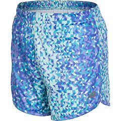 Girls 7-16 New Balance Layered Running Shorts