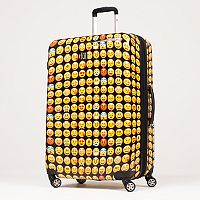 FUL Emoji Hardside Spinner Luggage