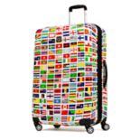 FUL Flags Hardside Spinner Luggage