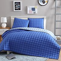 VCNY Circles Coverlet Set