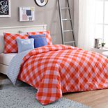 VCNY Home Checker Comforter Set