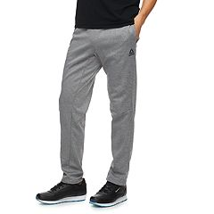 d55fc1c8d5fc Men s Reebok Fleece Pants. Medium Gray Heather Black