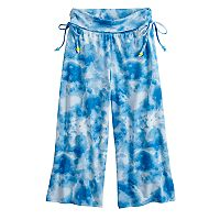 Girls 7-16 Joey B Print Culottes