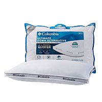 Columbia Down-Alternative Allergen Barrier Pillow