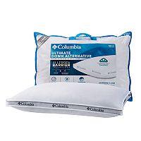 Columbia Down-Alternative Allergen Barrier Pillow
