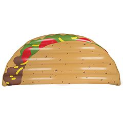 Inflatable Taco Float