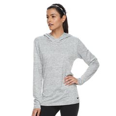 Women's Nike Victory Training Heathered Hoodie