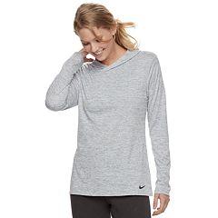 Women's Nike Victory Training Heathered Hoodie