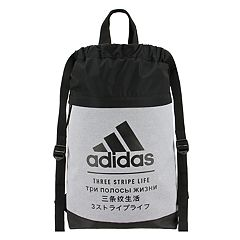 47d701070 adidas Amplifier Blocked Drawstring Backpack