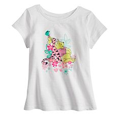 Disney's Winnie the Pooh Baby Girl Graphic Tee by Jumping Beans®