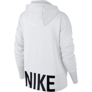 Women's Nike Dry Full-Zip Logo Training Hoodie