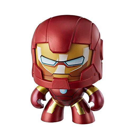 Marvel Mighty Muggs Iron Man Figure