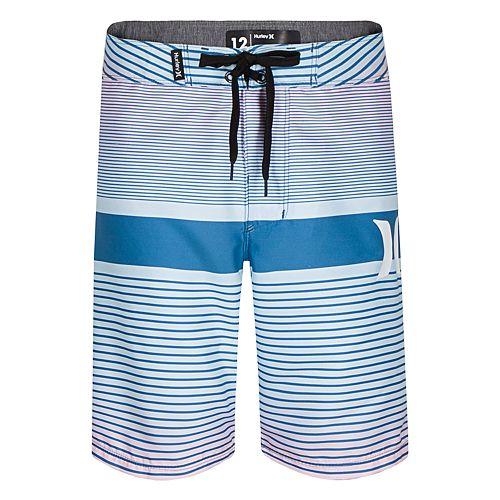 ad1abd243c Boys 8-20 Hurley Ombre Stripe Boardshorts