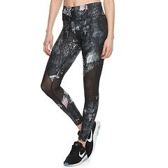Women's Nike Power Printed Training Midrise Leggings