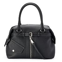 Juicy Couture Moto Satchel