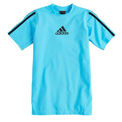 44d5acd8f7fc7 Boys 8-20 adidas Swim Top