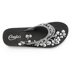 Women's Candie's® Delilah Wedge Sandals