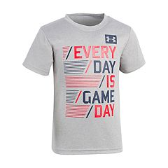 Boys 4-7 Under Armour 'Every Day Is Game Day' Graphic Tee