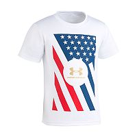 Boys 4-7 Under Armour USA Graphic Tee
