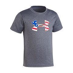 Boys 4-7 Under Armour Americana Logo Graphic Tee
