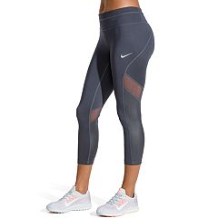 Women's Nike Sprinter Running Midrise Capri Leggings