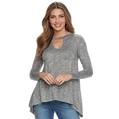 Women's Jennifer Lopez Cascade Cutout Sweater