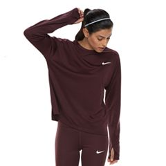 Women's Nike Pacer Long Sleeve Running Top