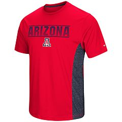 Men's Campus Heritage Arizona Wildcats Red Beamer II Tee