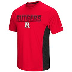 Men's Campus Heritage Rutgers Scarlet Knights Red Beamer II Tee