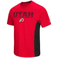 Men's Campus Heritage Utah Utes Red Beamer II Tee