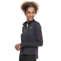 Women's Nike Pacer 1/2-Zip Thumb-Hole Running Top