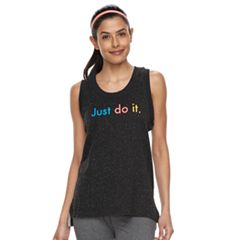 Women's Nike Sportswear 'Just Do It' Graphic Tank