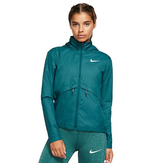 Dar una vuelta fax Intolerable  Women's Nike Essential Hooded Running Jacket