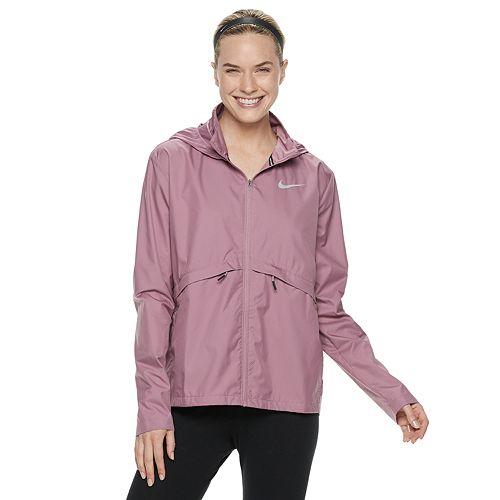 Women's Nike Essential Hooded Running Jacket