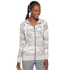 Women's Nike Sportswear Gym Vintage  Zip-Up Hoodie