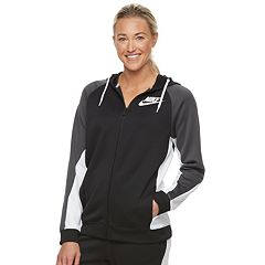 Women's Nike Sportswear Color Block Full-Zip Hoodie