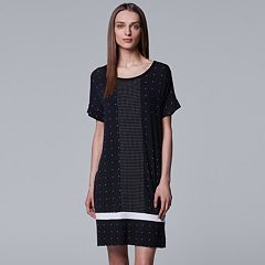 Women's Simply Vera Vera Wang Dot Sleepshirt