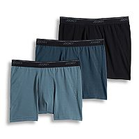 Men's Jockey 3-pack Essential Fit MaxStretch Boxer Briefs