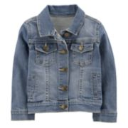 Baby Girl Carter's Denim Jacket