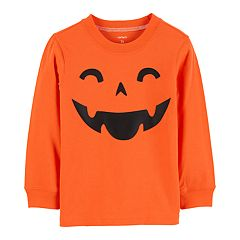 Baby Boy Carter's Pumpkin Graphic Tee