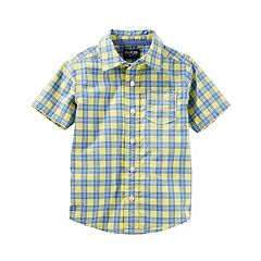 Boys 4-12 OshKosh B'gosh® Button-Up Shirt