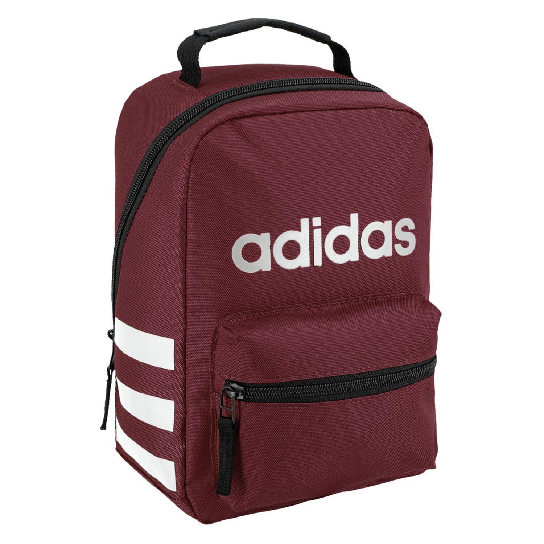 adidas santiago lunch bag black  dd164e9bd6836