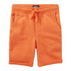 Boys 4-12 OshKosh B'gosh® Rolled French Terry Shorts