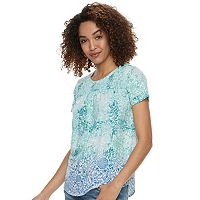 Women's SONOMA Goods for Life™ Smocked Tee